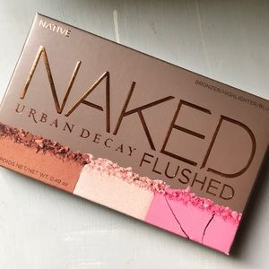 🆕 URBAN DECAY NAKED Flushed palette